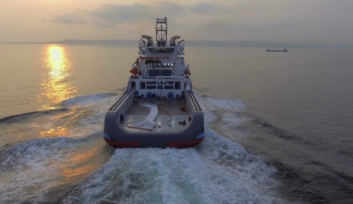 ALP Striker is the first vessel in the ALP Future Series