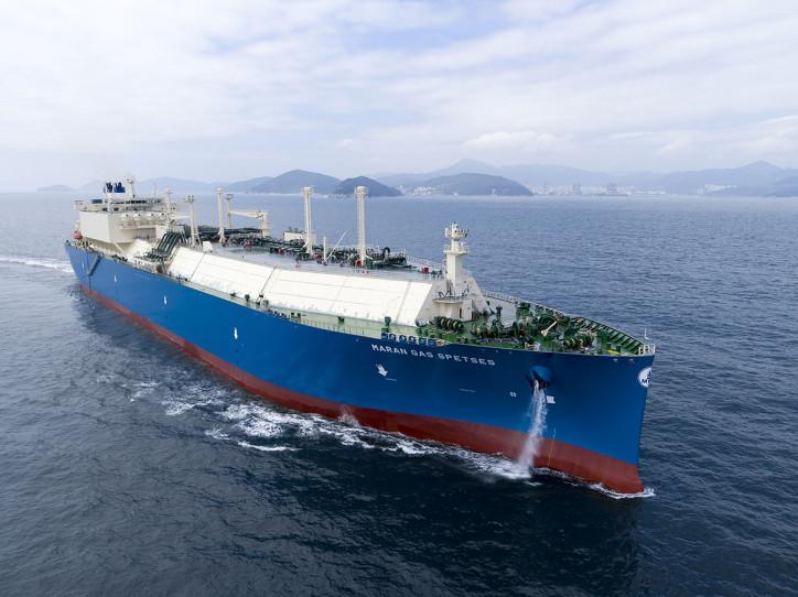 Daewoo Shipbuilding bags LNG ship order