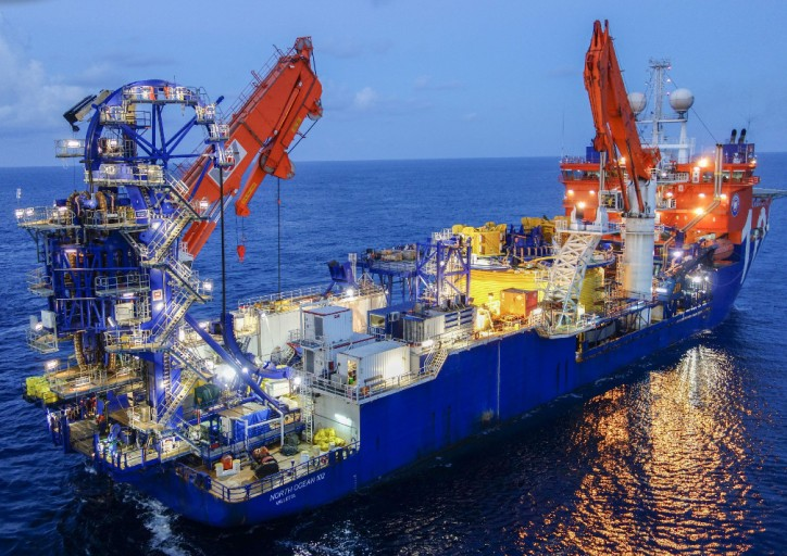 McDermott Awarded EPCI Project Offshore Qatar