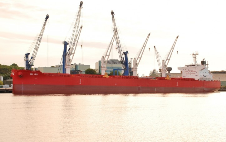 Scorpio Bulkers Inc. Announces Time Charter-Out Agreements
