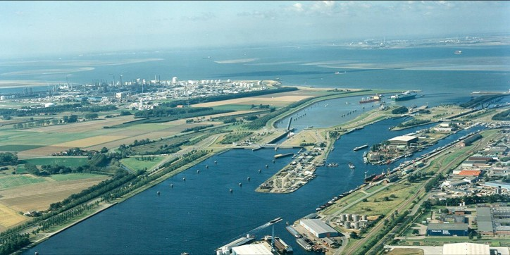 Works on Seine-Nord Europe Canal begin