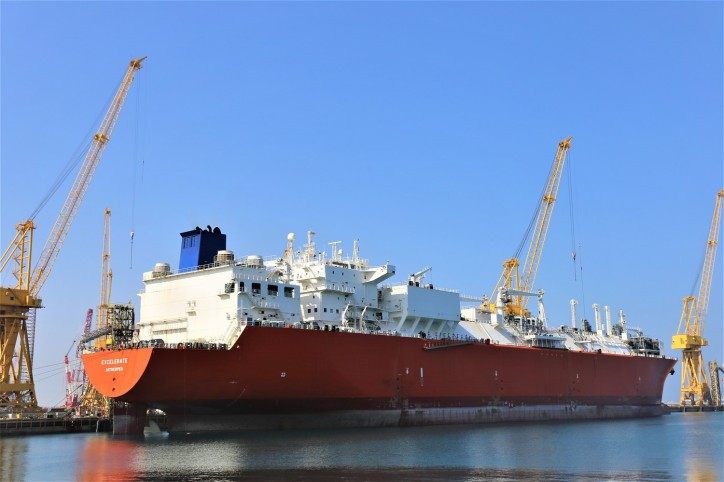Nakilat-Keppel Offshore & Marine (N-KOM) successfully completes its first FSRU project
