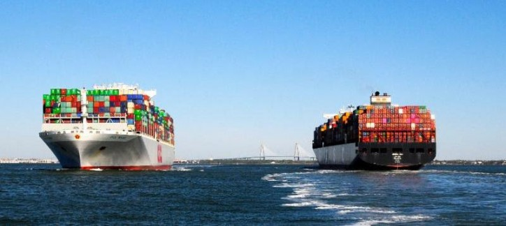 South Carolina Ports Handles Record Container and Finished Vehicle Volumes in March
