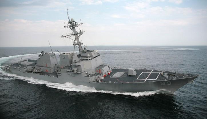USS Farragut