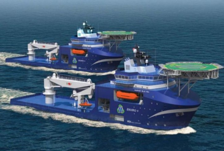 Harvey Gulf delivers second large capacity Jones Act compliant MPSV