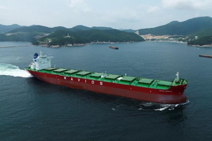 Navios Maritime Acquires Capesize Vessel