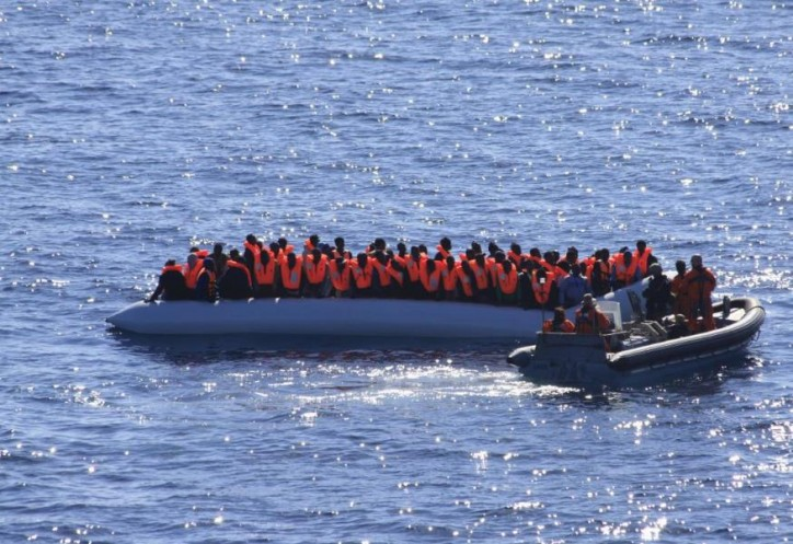 Authorities detain ship chartered to hamper migrant rescue in the Med