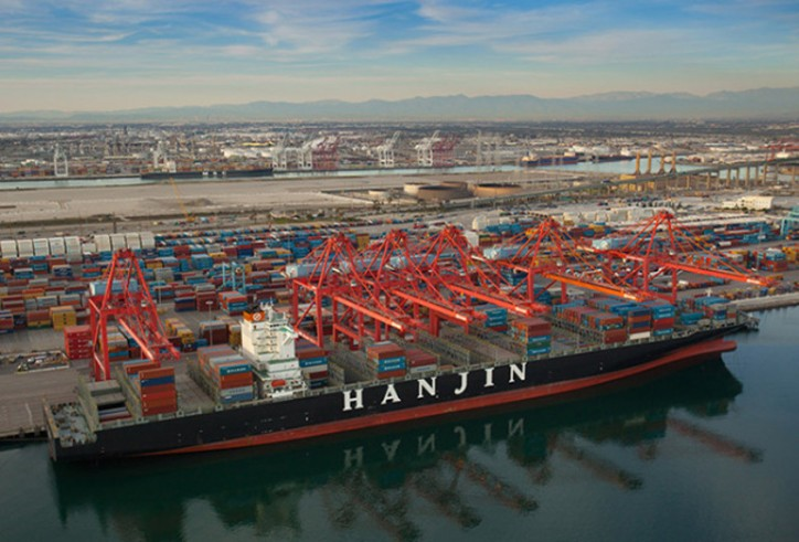 Mid-sized shipping line Korea Line Corp picked as preferred bidder for Hanjin's Asia-U.S. route