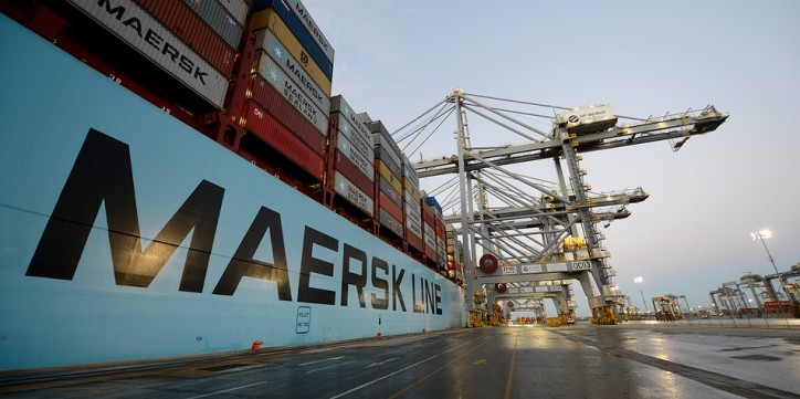 Maersk's Samba service to begin calling at DP World London Gateway Port