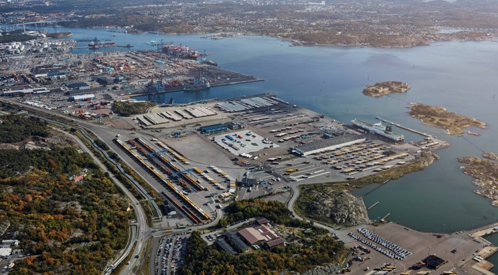 Sandahlsbolagen To Operate Intermodal Terminal At The Port Of Gothenburg