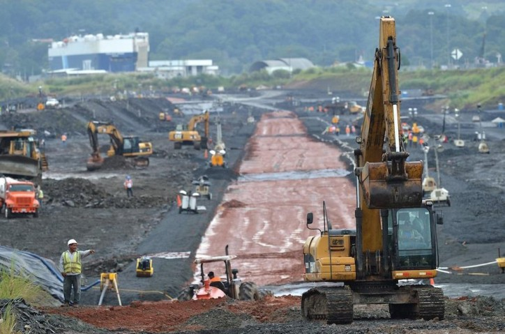 Panama Canal Expansion Update: Gate installation starts