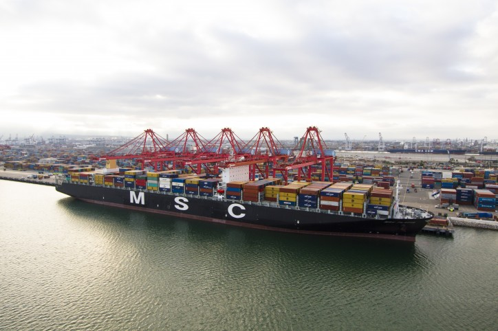 Port of LB: Commission Approves Pact for Port's Largest Terminal