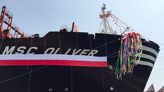 MSC Oliver