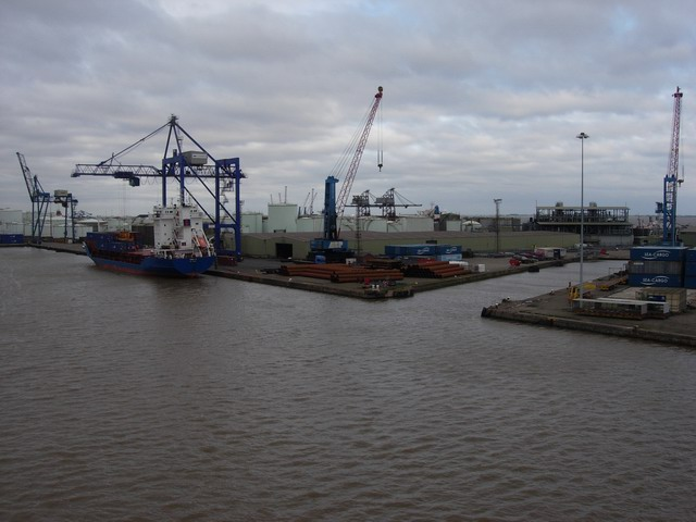 UK's Largest Port To Improve Its Resilience To Tidal Flooding