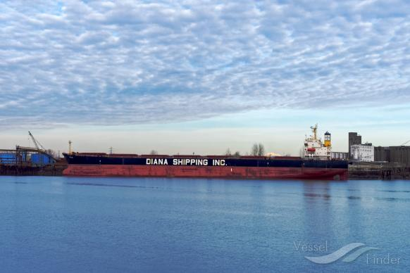 Diana Shipping Inc. Announces Direct Continuation of Time Charter Contract for mv Melia with Nidera