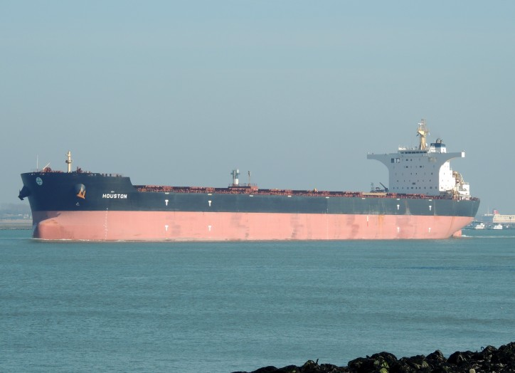 Diana Shipping Announces Time Charter Contract for m/v Houston with SwissMarine