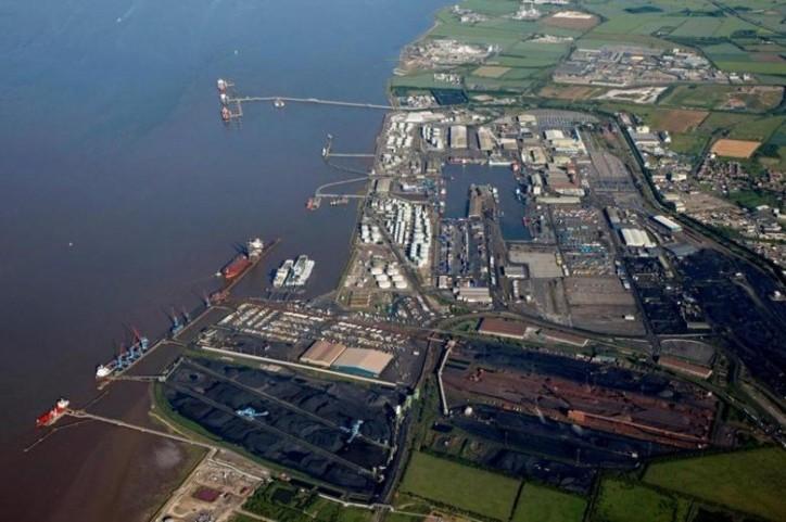 UK's Largest Agribulk Terminal Wins International Accolade