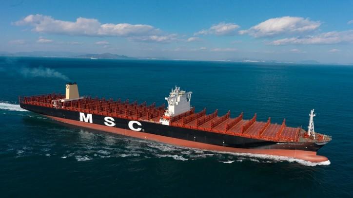 MSC OSCAR - IMO 9703291 - ShipSpotting.com - Ship Photos and Ship ...