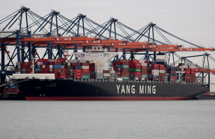 Yang Ming inks partnership deal