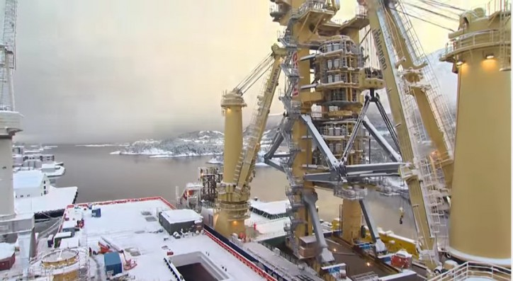 Curious to Know and See: Normand Maximus, tower installation (Video)