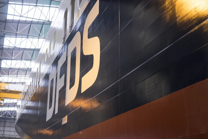DFDS continues to increase volumes on North Sea freight routes to and from the UK