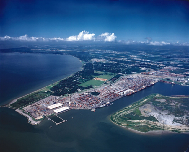 Port Houston Jumps to Top 5 U.S. Container Ports