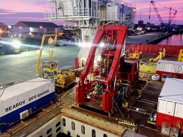 DeepOcean acquires Searov Offshore
