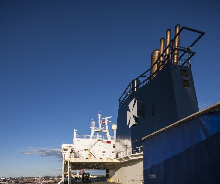 New RDF supply chain tested successfully in partnership between DFDS, Geminor and Green Cargo