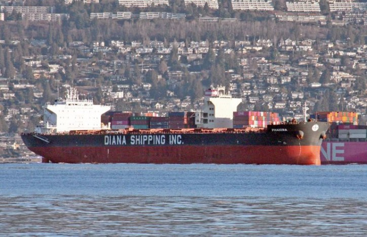 Diana Shipping Inc. Announces Direct Continuation of Time Charter Contract for mv Phaidra with Uniper