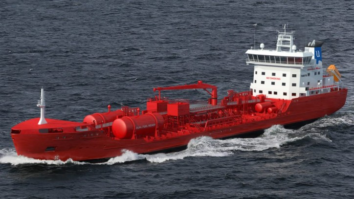Utkilen order two more Stainless Steel tankers