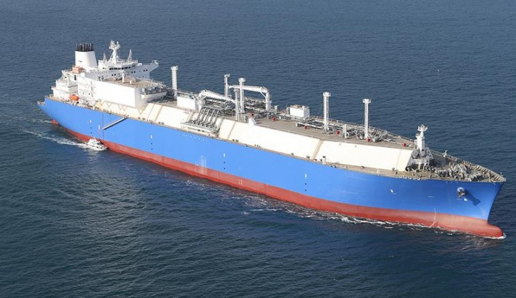Daewoo Shipbuilding wins LNG ship order in Oceania region