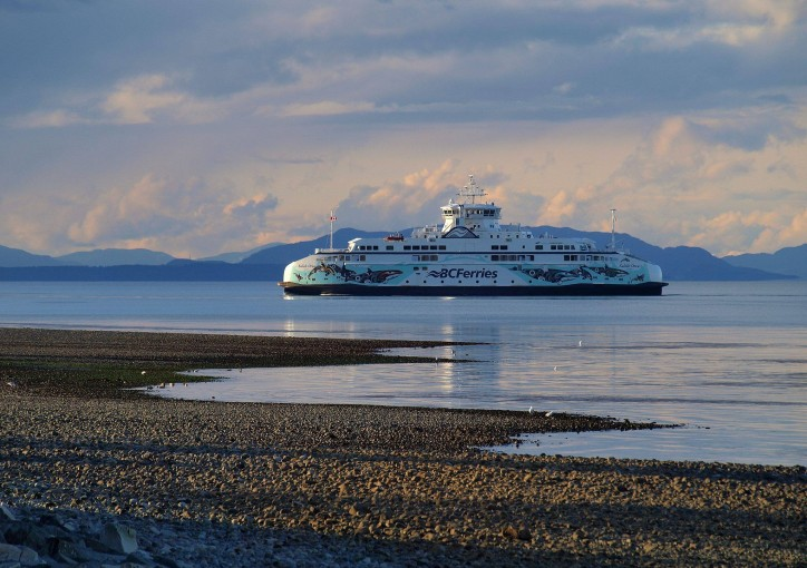BC Ferries launches engagement on new major vessels