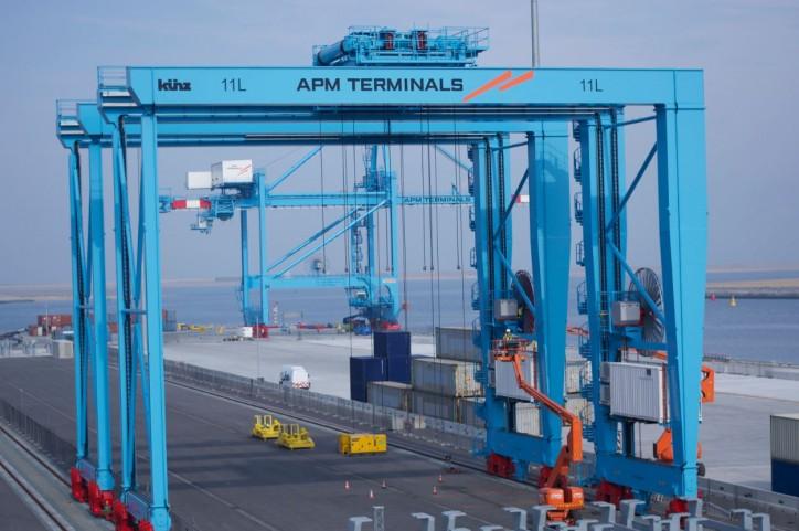 APM Terminals Management: Uruguay approaches zero carbon emissions
