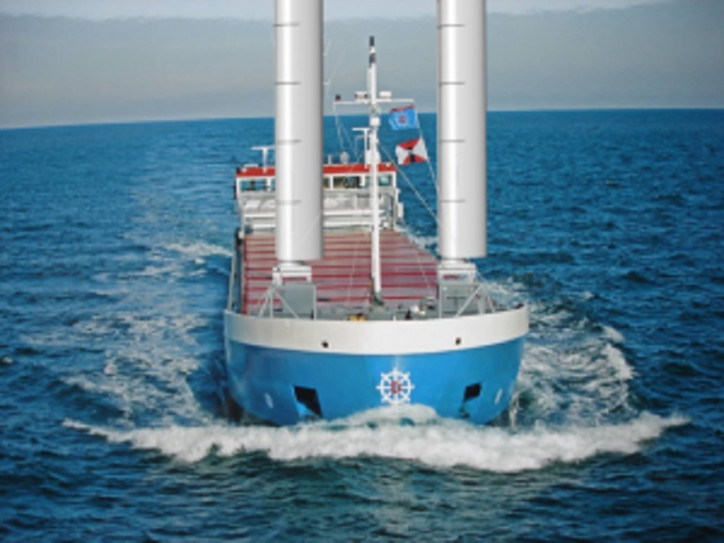 Van Dam Shipping to install latest Ventifoil system from eConowind BV