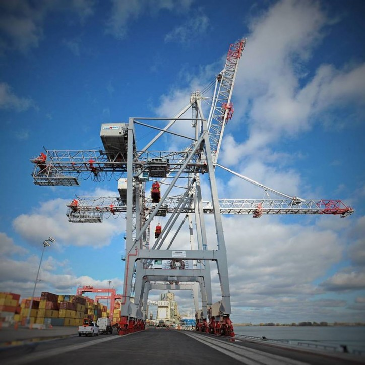 Port of Montrеal expands global reach thanks to new container terminal