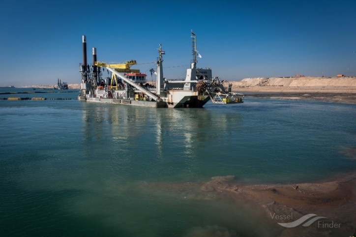 BOSKALIS Deploys A New Drop-In Marine Bio-Fuel On The Marker Wadden Nature Restoration Project
