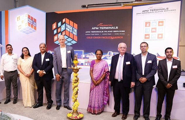 APM Terminals launches integrated cold chain solutions