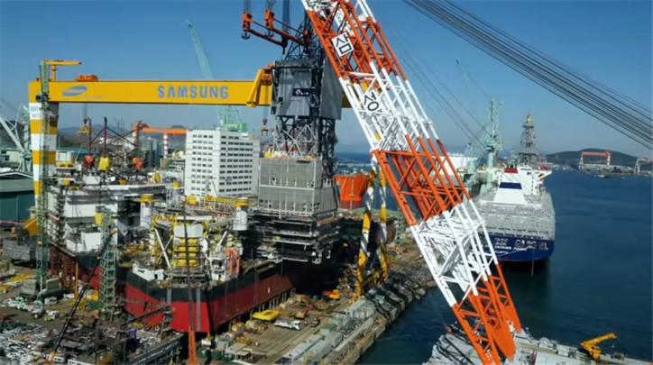 Samsung Heavy to advance smart ship technology in cooperation with equipment producers