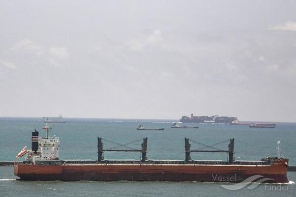 NYK Bulk Carrier Global Vega Rescues Fishermen off the Coast of Peru