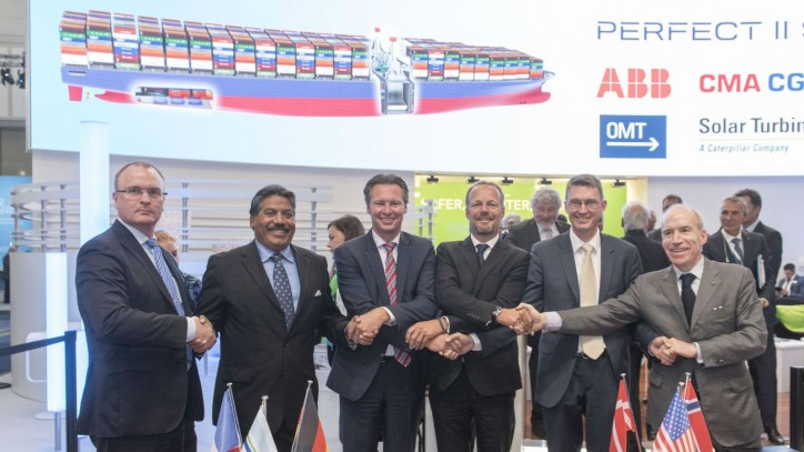 PERFECt II – Second phase brings additional partners for piston free LNG container vessel