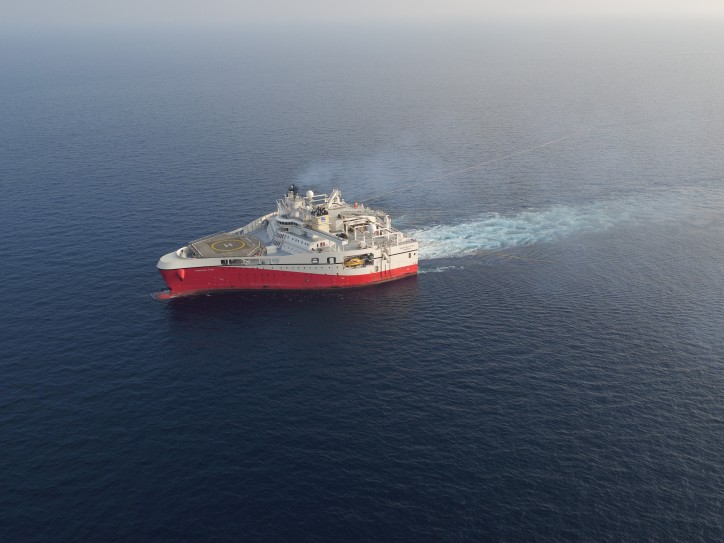 Wärtsilä to maximise availability and secure safe operations of PGS's seismic vessel fleet