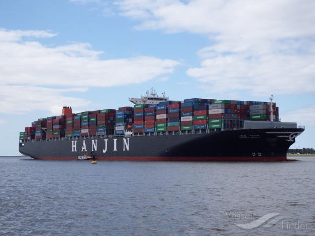 Hanjin Shipping creditors offer aid of 20% of liquidity shortfall if Hanjin Group provides the rest
