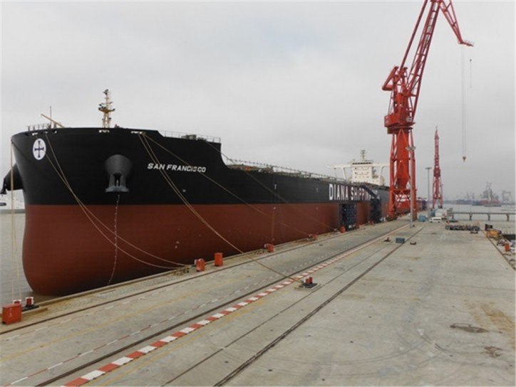 Diana Shipping signs time charter contract for mv San Francisco with Koch