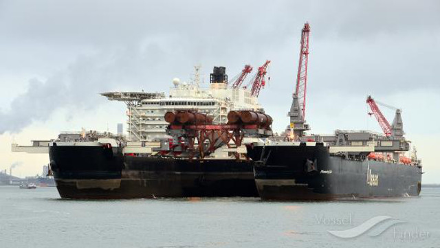 "Allseas' pipelay vessel ""Pioneering Spirit"" completes maiden heavy lift project"