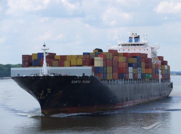 Performance Shipping Sold Panamax Container Vessel, the mv Pamina