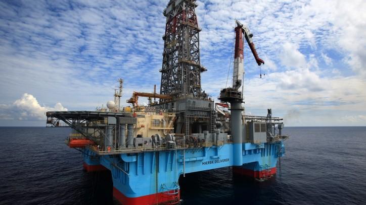 Maersk Deliverer: Water depth record deployment of PMCD