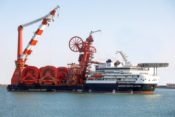 Saipem to establish a spool-base in the US Gulf of Mexico