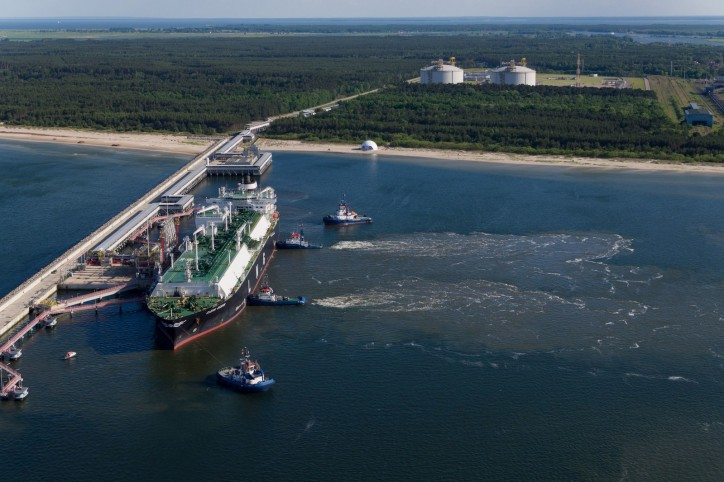 PGNiG signed a 5-year contract for LNG with Centrica