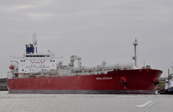 Hafnia Tankers Completes Sale & Leaseback of MT Hafnia Australia