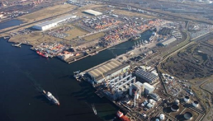 Teesport growth outstrips UK port industry